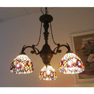 lamp floor tiffany sale fixtures chandeliers chandelier buy popular lighting style for s cheap lamps pendant