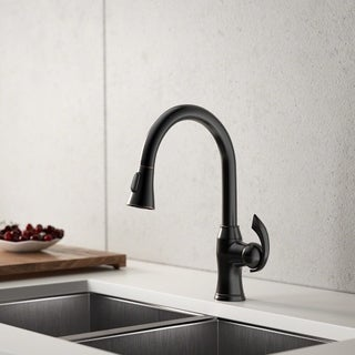 Sir Faucet 772 Single Lever Handle Pull-down Kitchen Faucet
