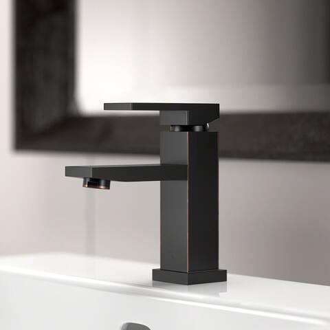 Sir Faucet 720 Single Lever Handle Vessel Faucet