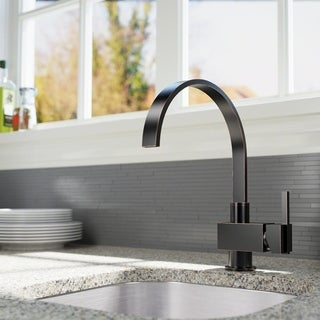 Sir Faucet 712 Single Lever Handle Kitchen Faucet