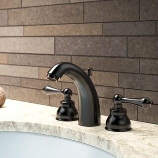 Sir Faucet 706 Wide Spread Bathroom Faucet