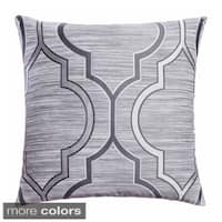 Trenton Feather Filled Decorative 20-inch Throw Pillows (Set of 2)