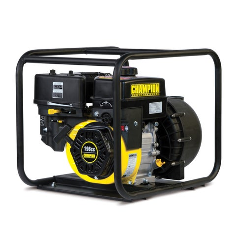 Champion 2-Inch Gas-Powered Chemical and Clear Water Transfer Pump
