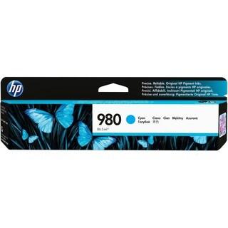 HP 980 Original Ink Cartridge - Cyan