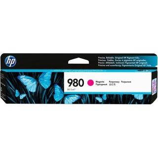 HP 980 Original Ink Cartridge - Magenta