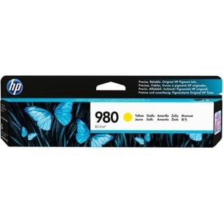 HP 980 Original Ink Cartridge - Yellow
