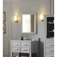 "Avanity 28 in. Wall Mirror - 28""W x 32""H"