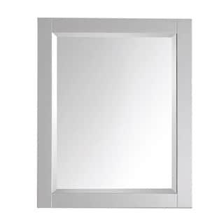 "Avanity 24-inch Mirror Cabinet - 24""W x 30""H"