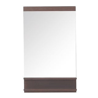 Avanity Milo Iron Wood 22-inch Mirror