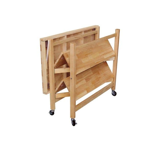 Shop Oasis Concepts All-wood Extra Large Folding Kitchen ...