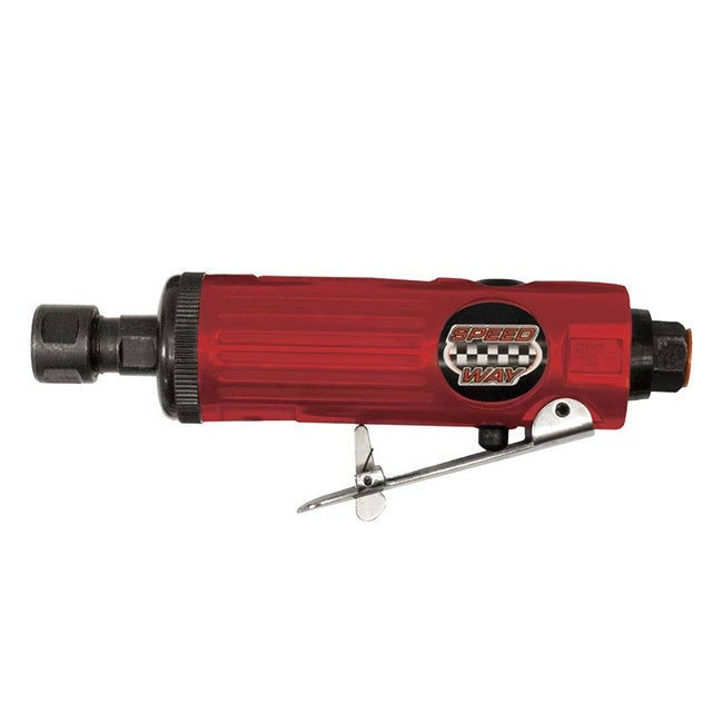"""SPEEDWAY Rubber Tipped Air Blow Gun 12/"""" Heavy Duty Angled Aluminum Body Air Tool"""