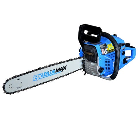 Blue Max 18-inch Chain Saw