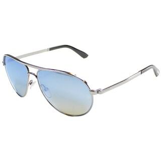 Tom Ford Unisex 'Marko TF 144 14X' Aviator Sunglasses