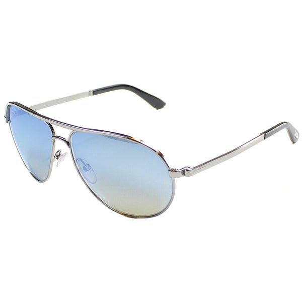 ab6a865fbf2 Shop Tom Ford Unisex  Marko TF 144 14X  Aviator Sunglasses - Free ...