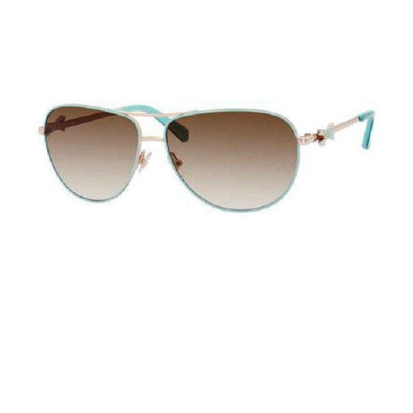 5ad6166c7c Shop Kate Spade Women s  Circe DH7  Aviator Sunglasses - Free ...
