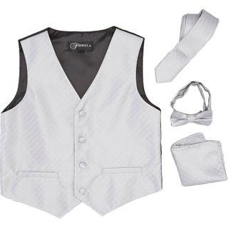 Ferrecci Boys 4-piece Vest Set (More options available)