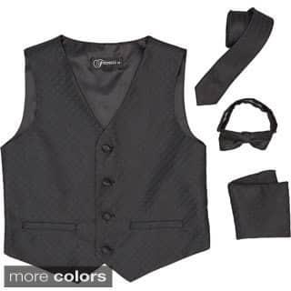 Ferrecci Boys 4-piece Vest Set|https://ak1.ostkcdn.com/images/products/9375687/P16566440.jpg?impolicy=medium
