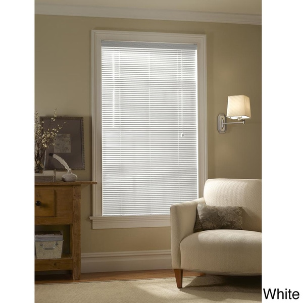 Shop First Rate Blinds 1 Inch Aluminum Privacy Mini Blind
