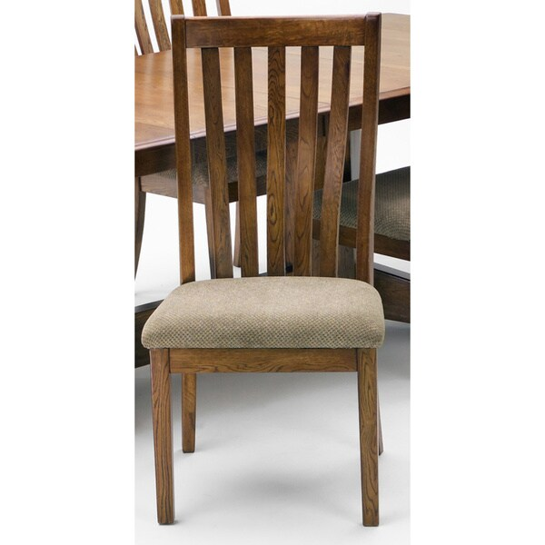 Shop Intercon Highland Park Solid Oak Dining Chair Set Of