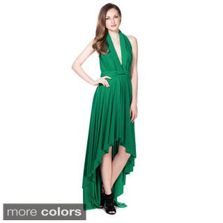 Women's High Low Maxi Dress Convertible Cocktail Gown Bridesmaid Dresses One Size Fits 0-12|https://ak1.ostkcdn.com/images/products/9375797/P16566545.jpg?impolicy=medium
