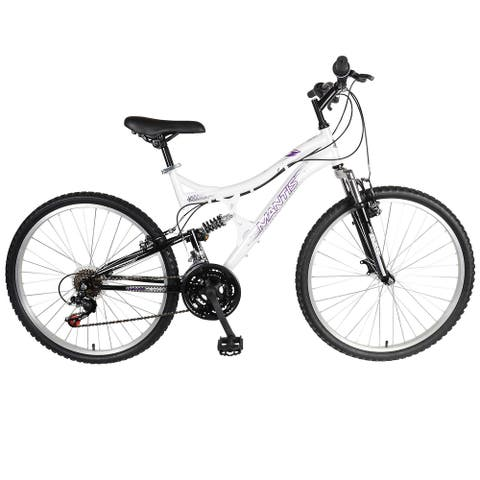 Mantis - Orchid 26 Full Suspension Bicycle