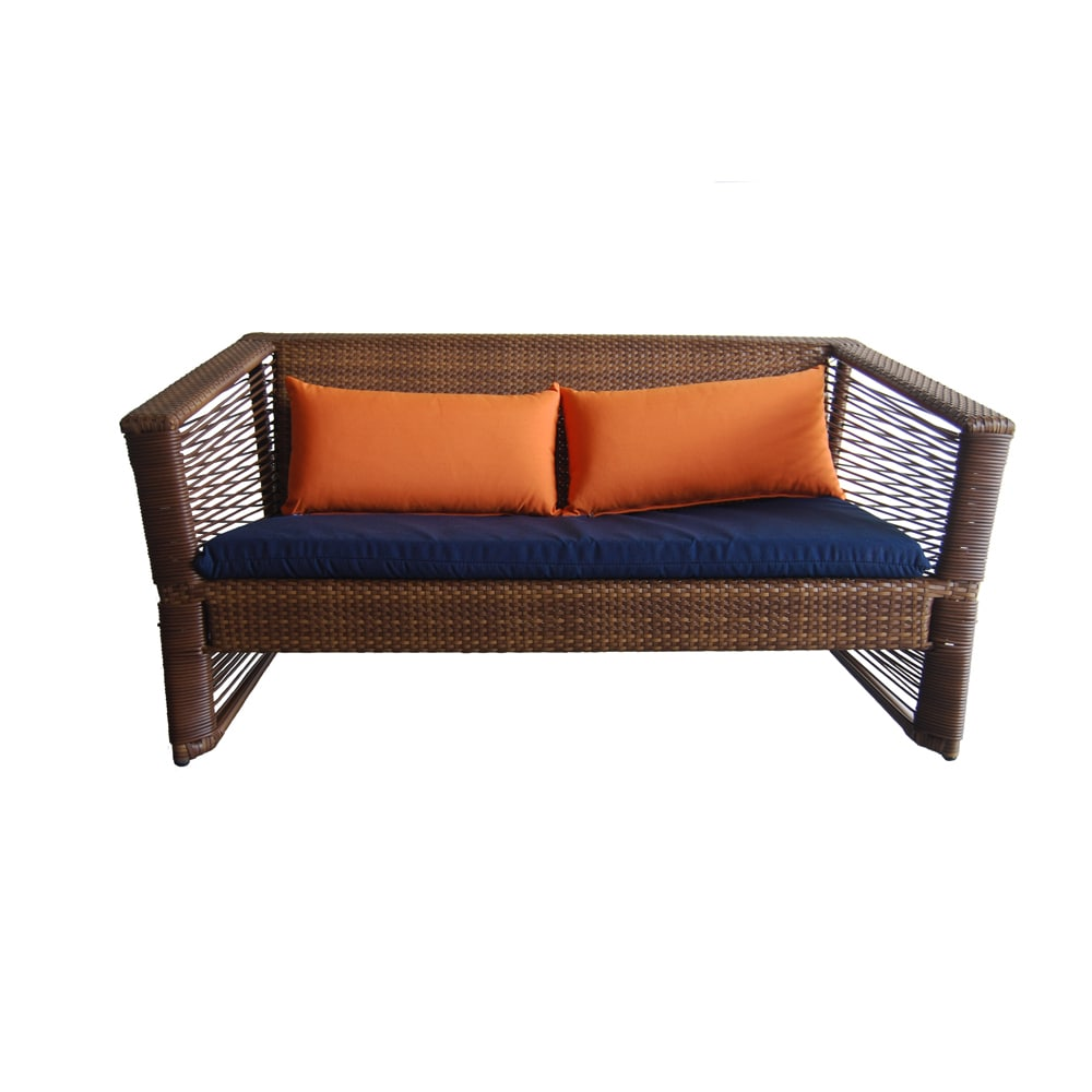 Cool Borneo Outdoor Resin Wicker Sofa Gmtry Best Dining Table And Chair Ideas Images Gmtryco