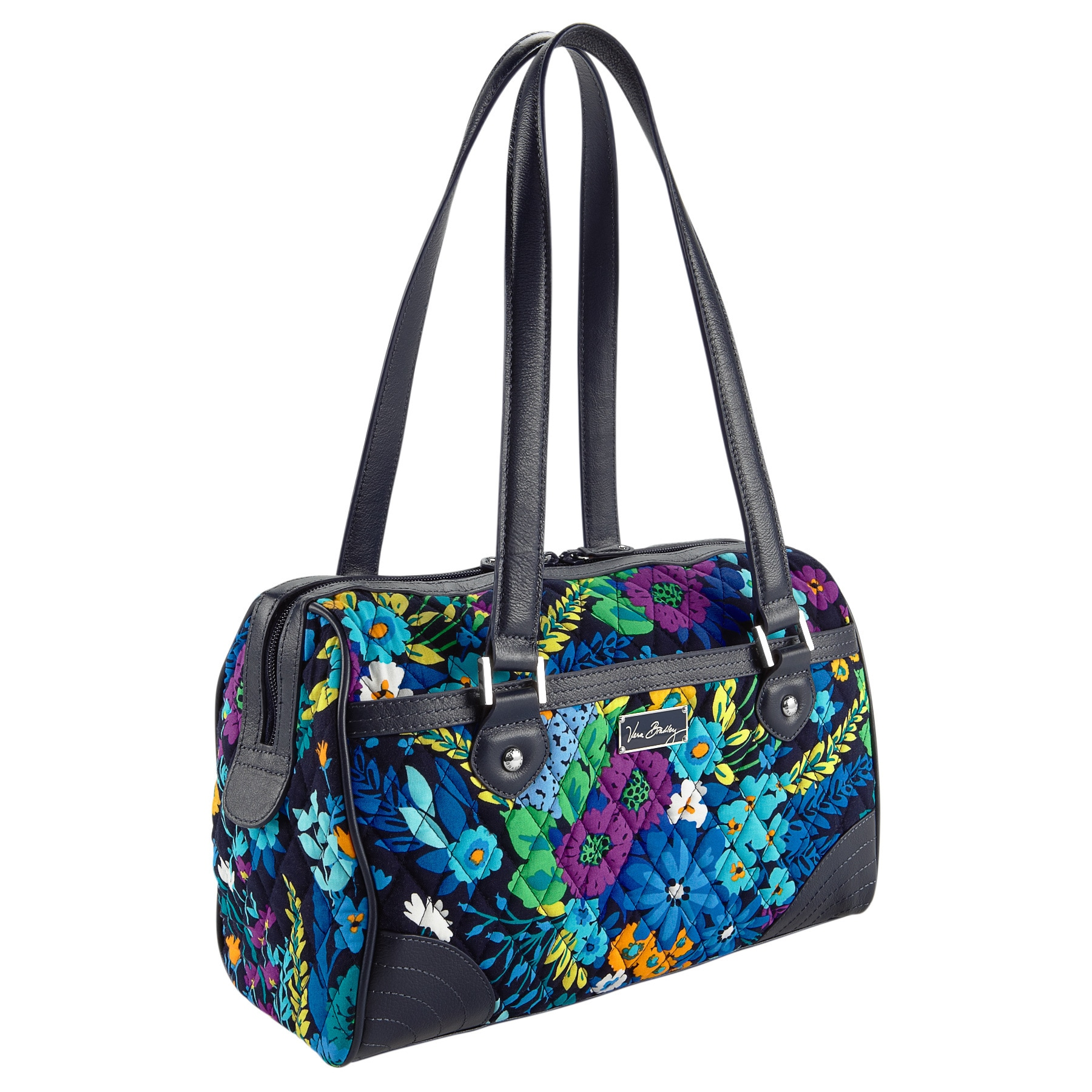 Vera Bradley Caroline Midnight Blues