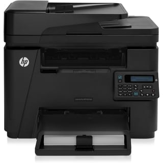 HP LaserJet Pro M225DN Laser Multifunction Printer - Monochrome - Pla