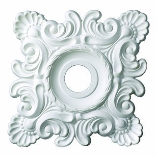 18-inch Square Decorative Ceiling Medallion