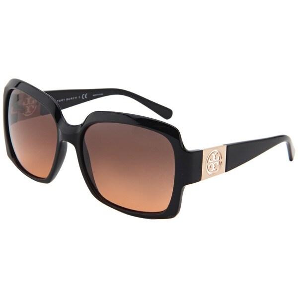 50277a5f7a Shop Tory Burch Women s TY9027 Square Sunglasses - Free Shipping ...
