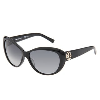 Tory Burch Women's TY7005 Oval Sunglasses