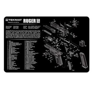 TekMat Ruger SR9 (SR40)
