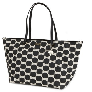 Kate Spade Bow Tile Francis Baby Bag