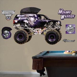 Fathead Monster Jam 'Mohawk Warrior' Decals