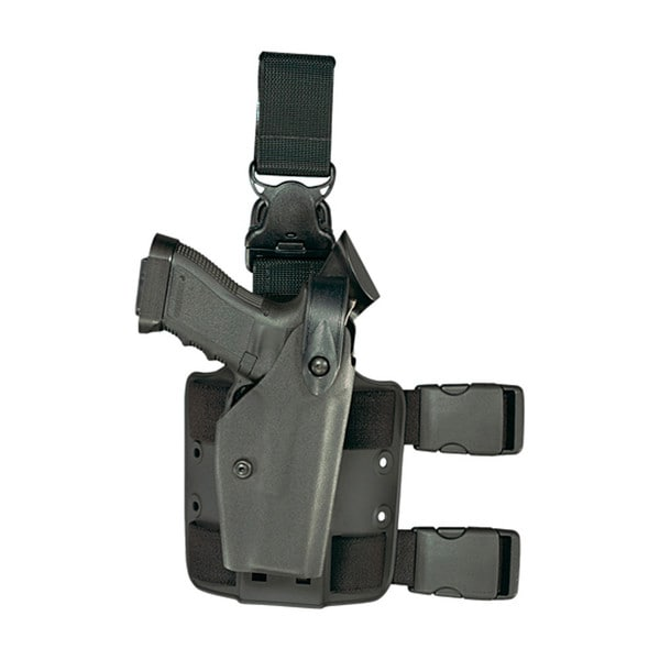 Safariland 6005 SLS Tactical Holster with Quick Release, Glock 17, 22 with ITI M3