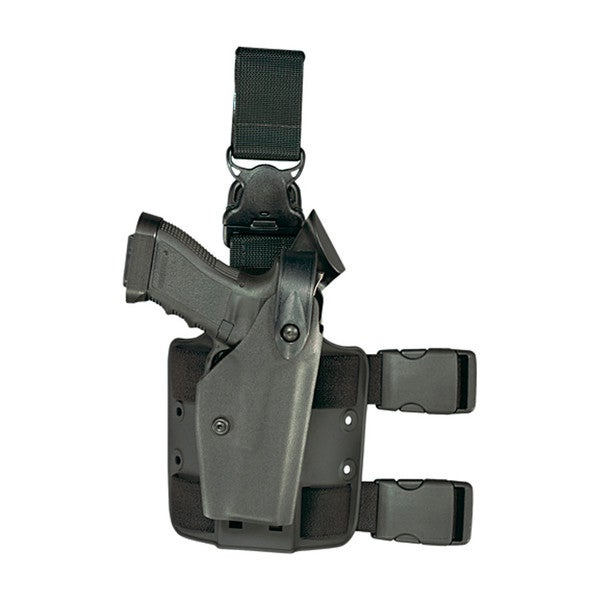 Safariland 6005 SLS Tactical Holster with Quick Release, Glock 17, 22 with Surefire X200/X300
