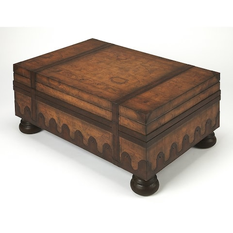 Handmade Around The World Cocktail Trunk (Philippines)