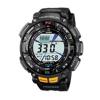 Casio Men's PRG-240-1 Pro Trek Black Watch