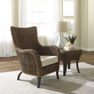 Panama Jack Sanibel 2-piece Lounge chair and End Table Set