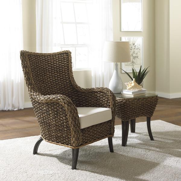 Shop Panama Jack Sanibel 2 Piece Lounge Chair And End