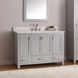 Avanity Modero Chilled Grey Vanity Combo