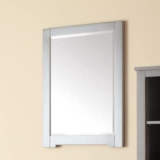 Avanity Kelly Grey/ Blue 24-inch Mirror