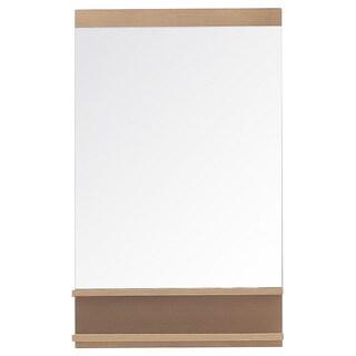 Avanity Elle 22-inch Mirror in Pear Wood