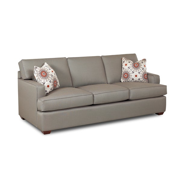 Made to Order Purelife Larson Grey Sofa