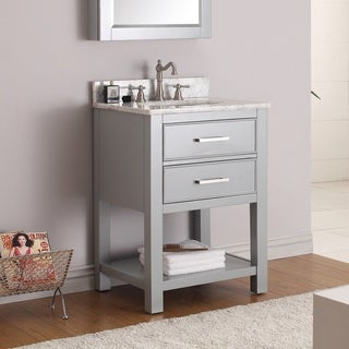 Avanity Brooks Chilled Grey 24-inch Vanity Combo