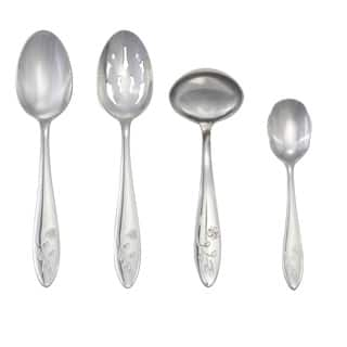 Lenox Butterfly Meadow 4-piece Stainless Flatware Hostess Set|https://ak1.ostkcdn.com/images/products/9379009/P16569402.jpg?impolicy=medium