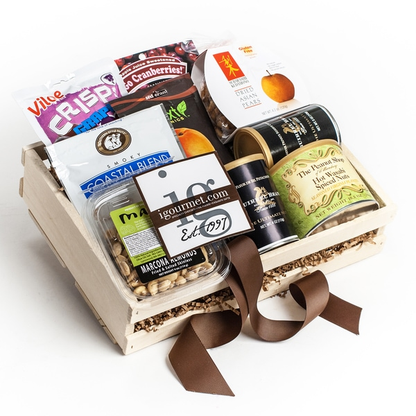 igourmet Fruit and Nut Care Package