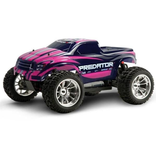 Camaro Monster Truck >> Ninco RC 1/10 Scale Predator MT-10 2.4 GHz 4WD Monster ...