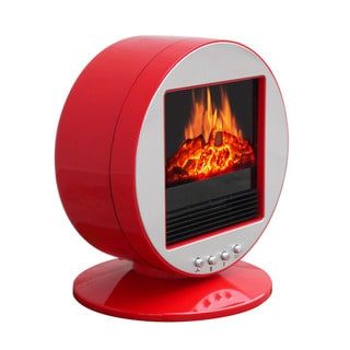 CorLiving Desktop Fireplace and Space Heater