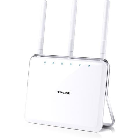 TP-LINK Archer C8 AC1750 Wireless Dual Band Gigabit Router with USB3.0 & Beamforming Technoolgy